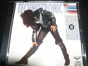 Technotronic-Body-To-Body-CD-Feat-Move-That-Body-Money-Makes-CD-Like-New