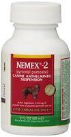 Nemex-2 Wormer 2oz , New, Free Shipping on sale