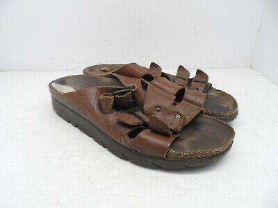 Mephisto Mens Zach Cork Footbed Sandal