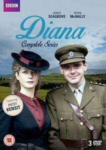 Details about DIANA (1984): BBC TV Season Series: 1920s Britain - Patsy  Kensit - NEW R2 DVD