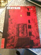 DOMUS #791 March 1997, Italian Architecture | Jasper Johns | Bolles + Wilson