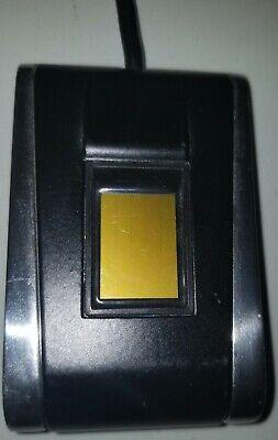 Zvetco Biometrics Verifi P5000 Fingerprint Reader Works Windows 10 Original $199