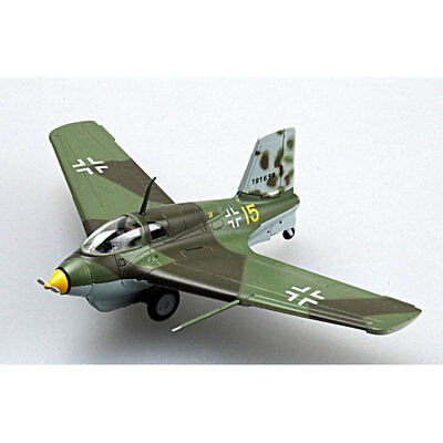 Easy Model 1//72 Scale Me.163 B-1a No.191659 Y15 Fighter Aircraft Warcraft 36344
