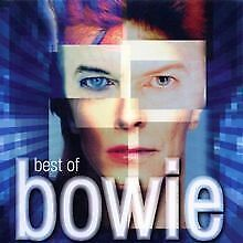 Best-Of-Deutsche-Edition-von-Bowie-David-CD-Zustand-gut