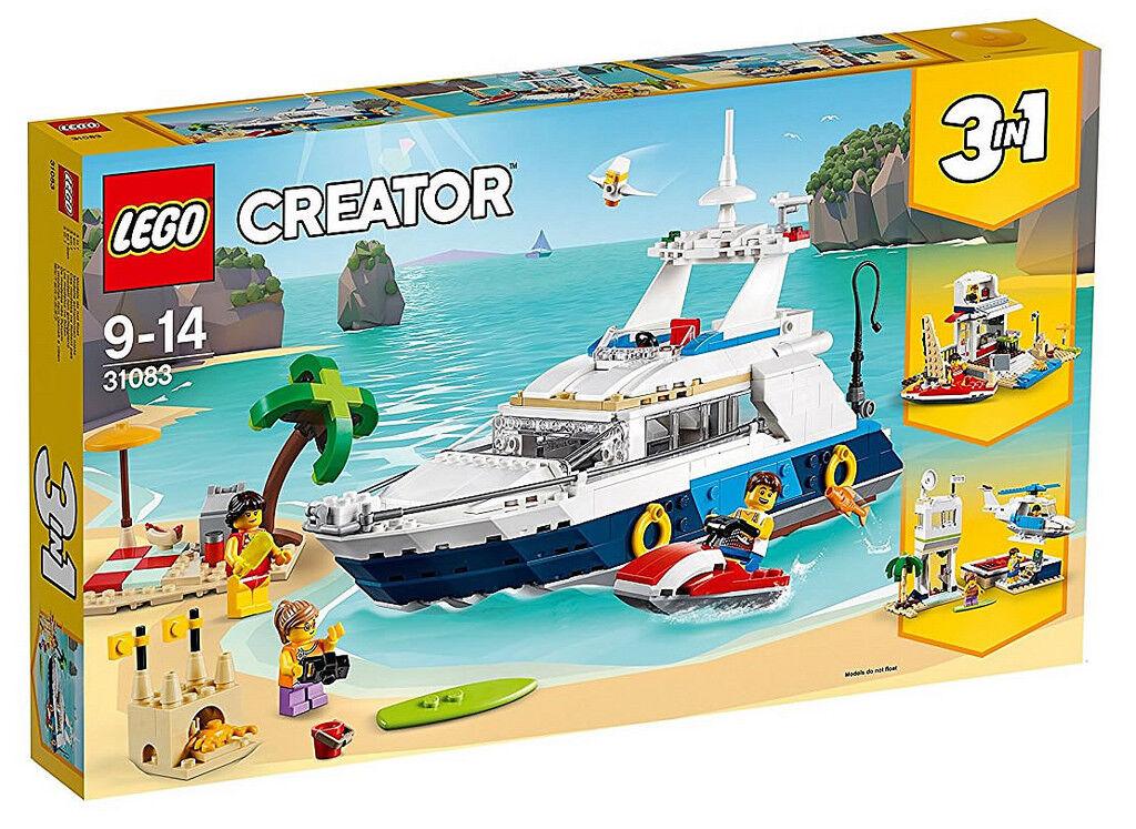 LEGO CREATOR 3 in 1 31083 le avventure di crociera ~ nuovo & non aperto ~