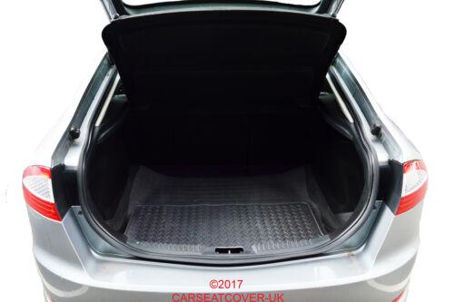 RUBBER CAR BOOT MAT LINER COVER PROTECTOR 09-14 Peugeot 308 CC