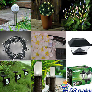 LED-Solar-Powered-Light-Home-Garden-Pathway-Decoration-Lead-Wall-Security-Lights
