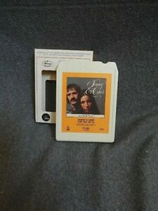 SONNY & CHER~The Two Of Us~ATCO 8 Track Tape-spot tested!