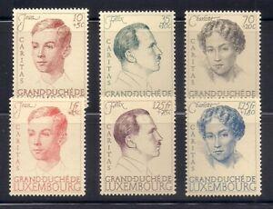 Luxembourg-1939-Sc-B100-03-MNH-42786