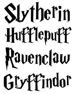 Harry Potter Ravenclaw ecusson//Shield Cut Vinyl Wall Art Autocollant//Autocollant