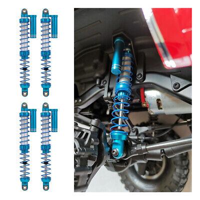 E10BP 2 Pezzi Ammortizzatore Anteriore in Lega di Alluminio per Auto 1//10 HIMOTO E10MTL Argento E10MT Dilwe Ammortizzatore RC