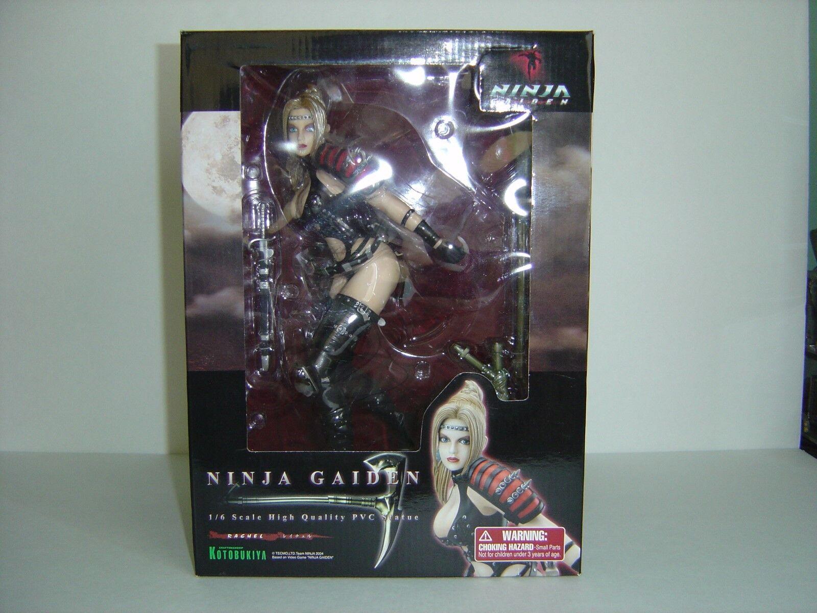 Ninja Gaiden - Rachel 1 6 Scale PVC Figure