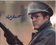 HANK GARRETT hand-signed THREE DAYS OF THE CONDOR 8x10 uacc rd coa MACHINE GUN