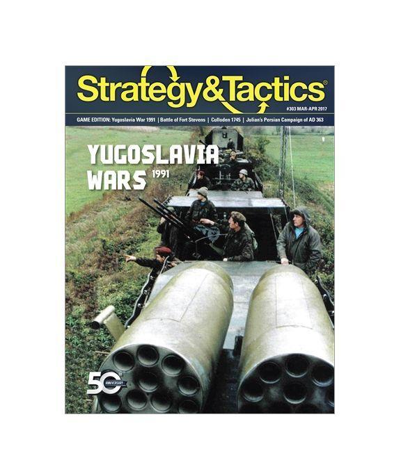 Strategie und taktik   303 magazin w   jugoslawien - kriege 1991, neue