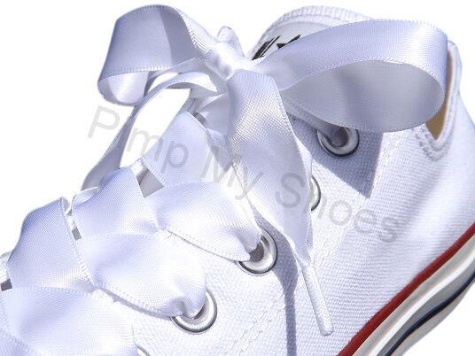 white & colore nastro lacci i lacci per per per lo & hi top luccicante decorati formatori | Moderno Ed Elegante A Moda  | Scolaro/Signora Scarpa  | Gentiluomo/Signora Scarpa  | Sig/Sig Ra Scarpa  ef0557