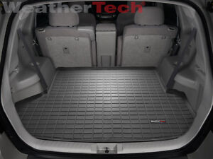 Weathertech Trunk Cargo Liner For Toyota Highlander 2008
