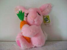12 inch Vintage Girls 1980's 3+ Atlanta Novelty Pink Easter Bunny
