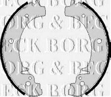 BBS6075 BORG /& BECK BRAKE SHOES fits Lada 1200,1300 Riva NEW O.E SPEC!