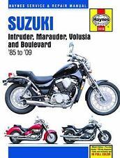 1985 2007 2008 2009 Suzuki Intruder Marauder Volusia Boulevard Repair Manual 57X