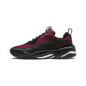 NEW 367516 03 Men's PUMA THUNDER SPECTRA SHOESRHODODENDRON
