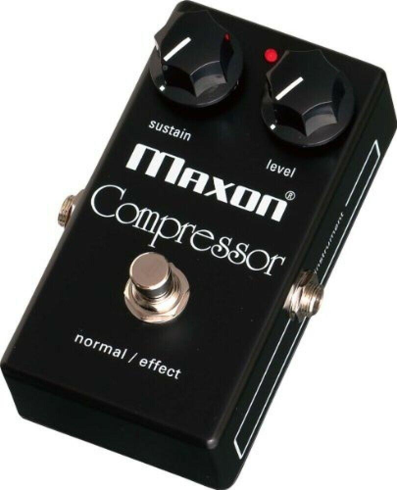 Maxon CP101 Kompressor Guitar Effects Pedal New F S