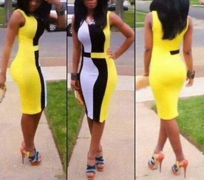 Sexy Fashion Women's Summer Bandage Bodycon Evening Party Cocktail Short Dress