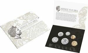 2017-UNC-Six-Coin-Year-Set-Effigy-of-An-Era-Ian-Rank-Broadley-Portrait-RAM
