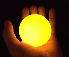 LED Light up juggle ball with 27+ mode programmable light