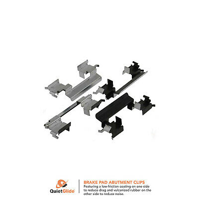 Disc Brake Pad Installation Kit Front Carlson P691