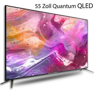 NEUHEIT-QLED-Quantum-Fernseher-55-Zoll-Smart-TV-UHD-LED-Neuware-T2-S2