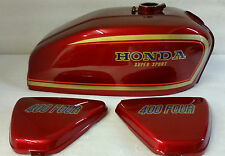 HONDA CB400F2 CB400/4 F2 FOUR  MODEL  FULL PAINTWORK DECAL KIT