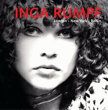 INGA RUMPF - LONDON-NEW YORK-BERLIN 2 CD NEU