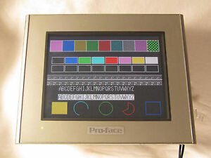 PRO-FACE  GP2300-TC41-24V TOUCH   SCREEN WORKING FREE SHIP