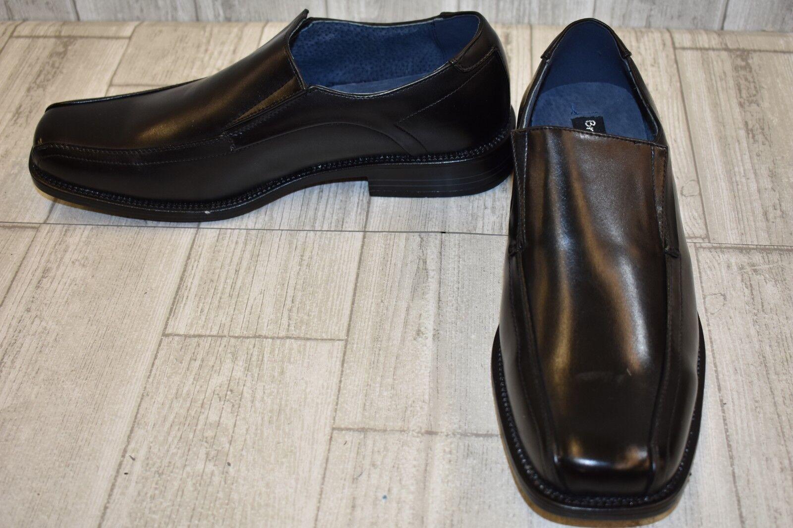 Bruno Marc State 01 Loafers - Men's Size 11 - Black