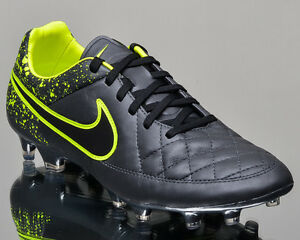 huge selection of 2038a 66637 Image is loading Nike-Tiempo-Legacy-FG-men-soccer-cleats-football-