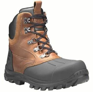A185T TIMBERLAND MEN'S CHILLBERG MID SHELL-TOE WATERPROOF BOOTS ALL SIZES