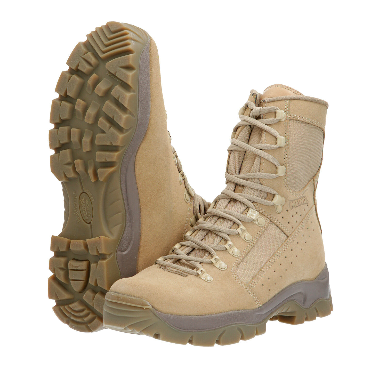 Meindl Desert fox pro wüstenbotas combate botas outdoor Safari botas