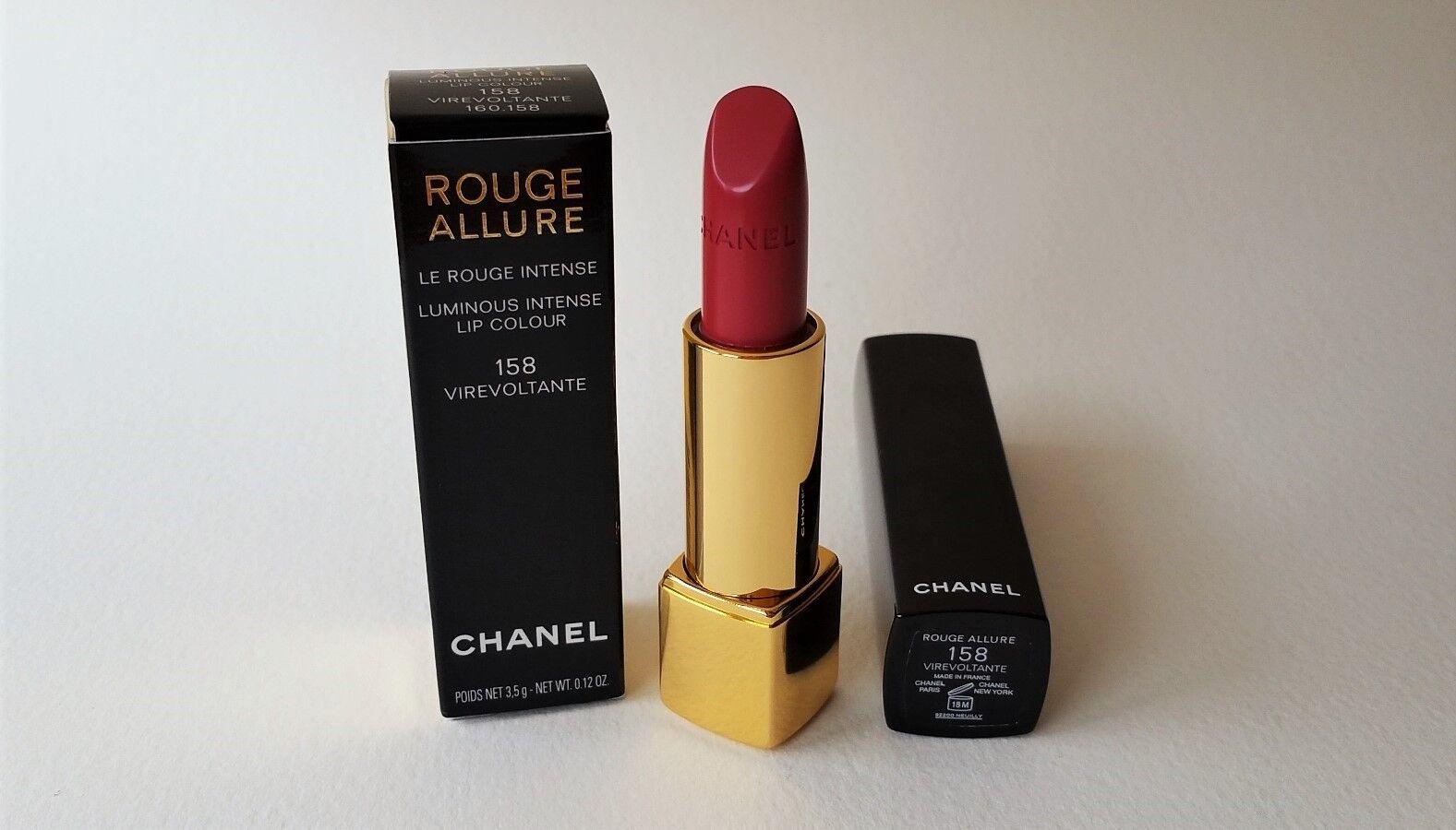 8da3c74c22e CHANEL Rouge Allure Lipstick   158 Virevoltante for sale online