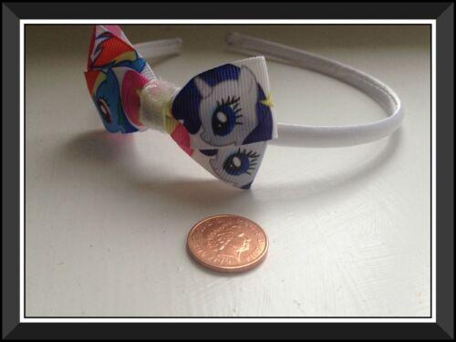 Girl/'s personnage bandeau Ariel, mon petit poney, Minnie Mouse
