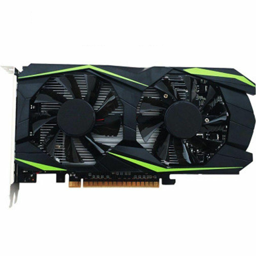 Professional GTX1050TI 4GB DDR5 Graphics Card Green 128bit HDMI DVI VGA GPU Card