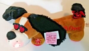 DanDee-I-WANNA-KISS-YOU-ALL-OVER-Singing-Wiener-Dog-Light-Up-amp-Dance-Plush-Toy