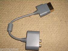 HDMI XBOX 360 MICROSOFT audio out mettere adattatore RCA & OTTICO Digitale Cavo di uscita