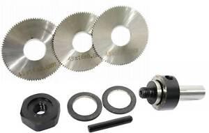 80042-GG-Tools-Kreissaegeaufnahme-mit-3-HSS-Saegeblaetter-45mm