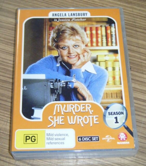 Pre-Owned DVD - Murder She Wrote: Season 1