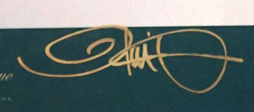 "Olivia De Berardinis /""Stolen Sweets/"" Artist Signed 16x20 Print PSA Guaranteed"