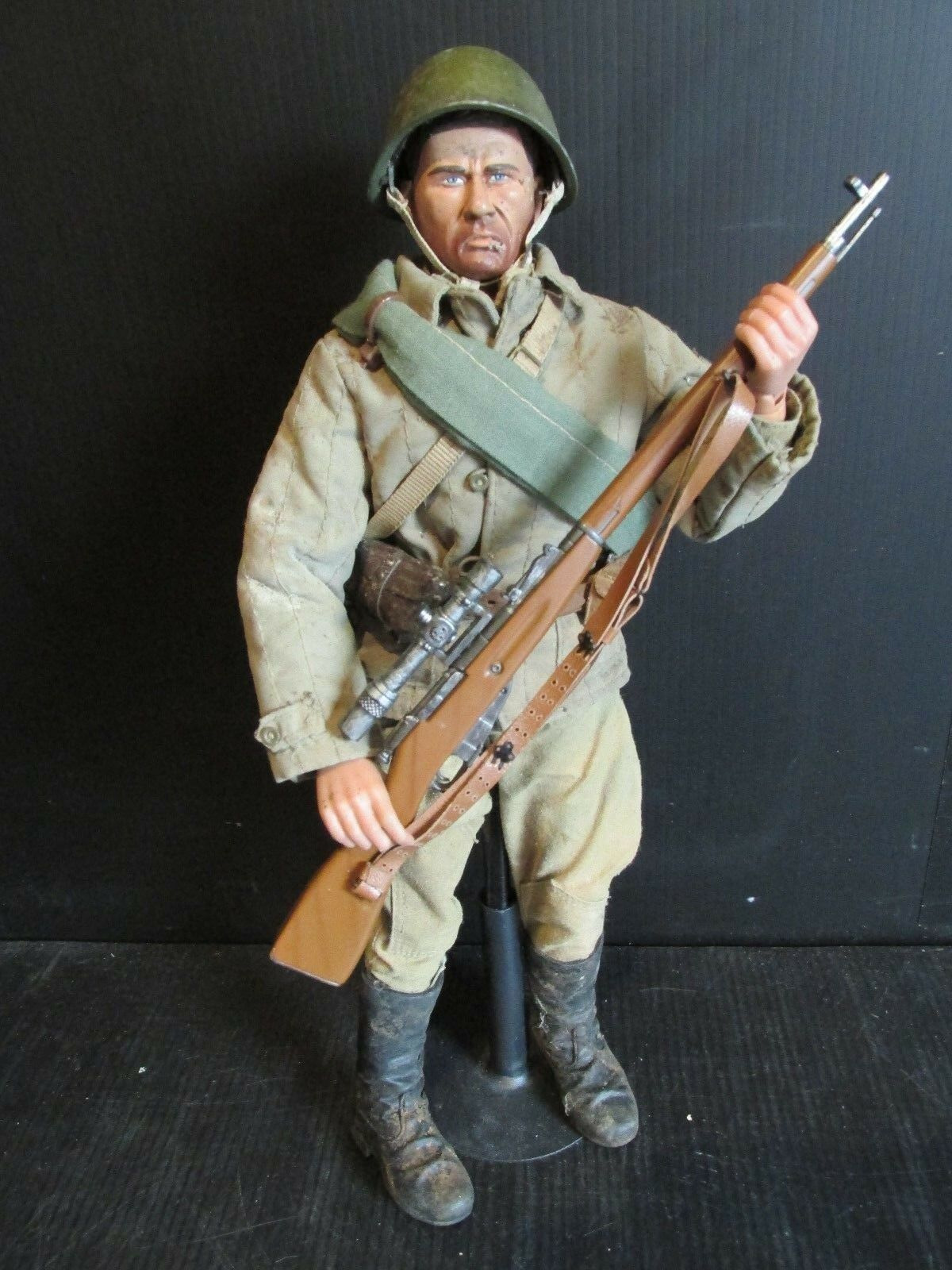 Dragon Side show 1 6TH scale figures  STALINGRAD ...RUSSIAN SOLDIER..3