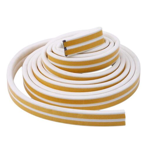 Door Gasket Window Rubber Seal Anti-collision Weather Stripping Self Adhesive LC