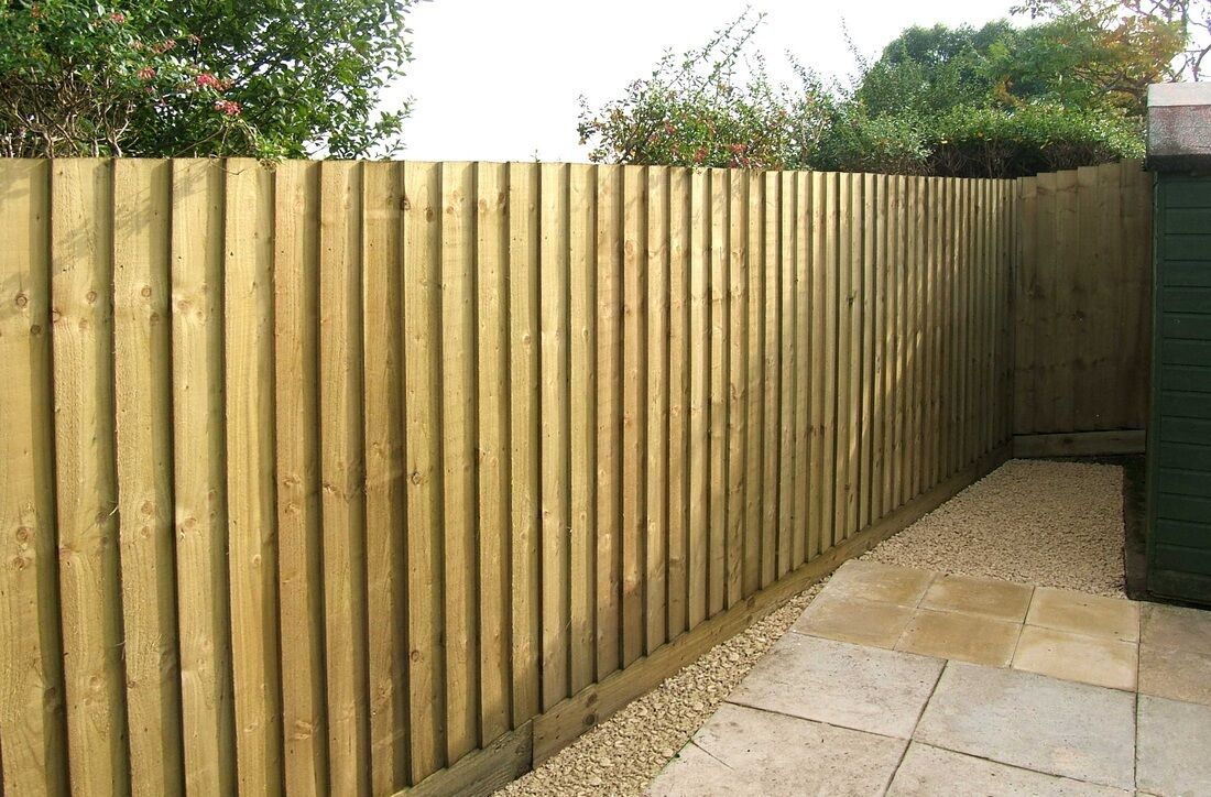feather edge boards 4x1 5x1 6x1 fence panels cladding. Black Bedroom Furniture Sets. Home Design Ideas