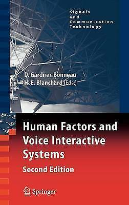 Human Factors and Voice Interactive Systems (Signals and Communication Technolog