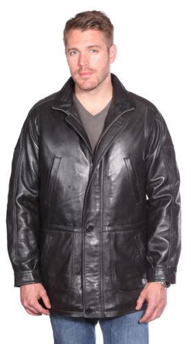 Mason /& Cooper Garner Parka Leather Jacket